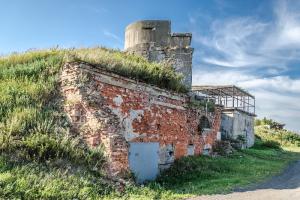 Между Кронштадтом и фортом Константин снова запустили бесплатный автобус-шаттл 🚌