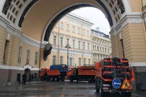 Как в Петербурге прошла несогласованная акция в поддержку Навального. Онлайн-трансляция