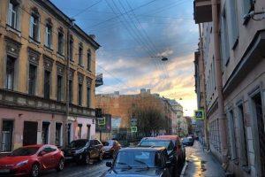 В Петербурге потеплело. Температура воздуха на этой неделе составит от 17 до 24 градусов выше нуля