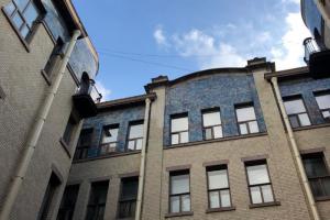 Шесть знаменитых домов Петербурга, у которых есть инстаграм. Там публикуют архивные снимки, рассказывают о находках и интересных фактах 🏛️