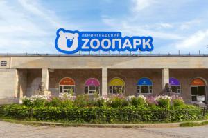 Дизайнеры создали альтернативный логотип для Ленинградского зоопарка. А еще стикеры для телеграма, мерч и плейлист 🦒🎶