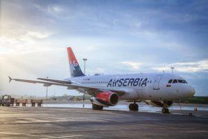 Рейсы в Белград из Петербурга запустят 8 июня. Перелеты будет выполнять авиакомпания Air Serbia ✈