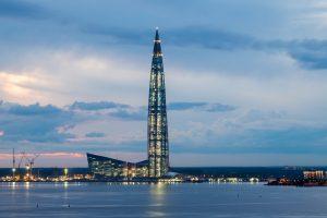 Где полюбоваться современной архитектурой в Петербурге? Читатели и сотрудники «Бумаги» советуют небоскребы, академию танца и деловой квартал