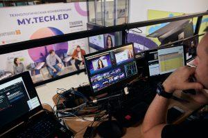 В Петербурге пройдет фестиваль MY.TECH, посвященный технологиям и бизнесу. Он запускался практически без бюджета — но набрал аудиторию в разных городах и странах