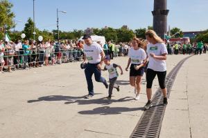 В парке 300-летия пройдет Зеленый марафон с лекциями об экологии, аэробикой и раздельным сбором