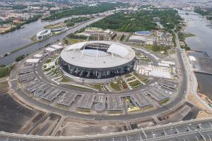 Такси не будут пускать на Крестовский остров во время матчей Евро-2020. Обновлено