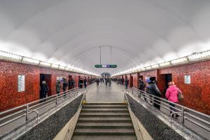 Петербургское метро будет работать в ночь с 21 на 22 июня из-за матча Евро-2020