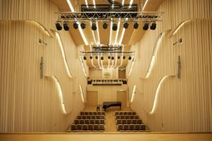 Как выглядит новый камерный зал Мариинского и как попасть туда раньше всех? Четыре фото и совет