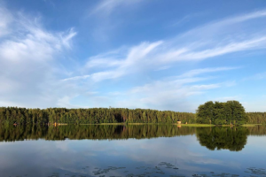 На Карельском перешейке — десятки озер, о которых мало кто знает. Вот шесть мест, где приятно купаться и гулять