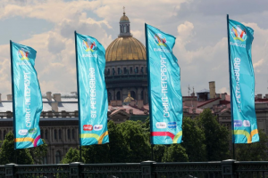Как в Петербурге прошел первый день Евро-2020. Иностранные болельщики, заполненные фан-зоны и матч с Бельгией