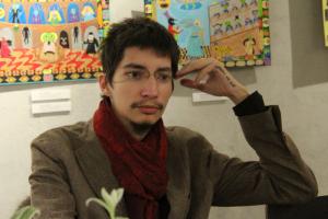 Петербургского акциониста Павла Крисевича арестовали на два месяца. Ранее на него завели дело о хулиганстве — за акцию с имитацией выстрела себе в голову
