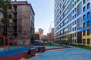 Как за 30 лет изменились промышленные районы и какие ЖК построены на их месте? Пересказ исследования «Урбаники» о «сером поясе» Петербурга