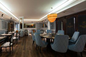 В Grand Hotel Emerald открыли секретный ресторан Room DND. Там готовят японские блюда в современном прочтении