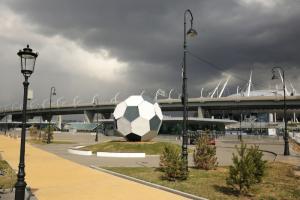 Метро будет работать всю ночь после первого матча Евро-2020 на «Газпром Арене». 12 июня Россия сыграет с Бельгией