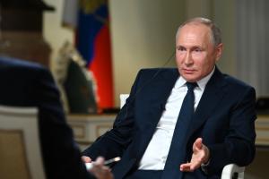 «Придет когда-то обязательно на мое место другой человек». Путин дал 90-минутное интервью телеканалу NBC — вот где его почитать