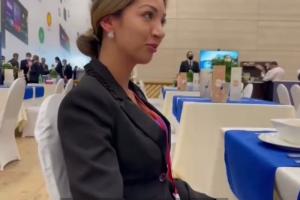 Участница ПМЭФ подала в суд на Ксению Собчак. Она требует компенсации морального вреда за то, что попала в рубрику «форумчаночка»