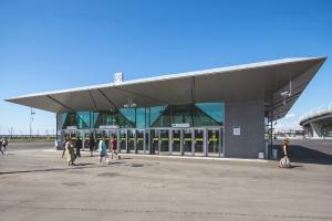 Станцию «Зенит» откроют в тестовом режиме 10 июня на время Евро-2020. Будет ли она работать после — пока неизвестно