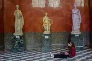 Эрмитаж выпустит цифровые копии работ из своего собрания, а осенью в музее проведут выставку NFT-искусства