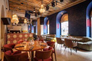 На Садовой улице открыли клубные рестораны Gitano и Begemot 3.0 от Ginza Project