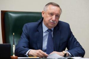 Беглов рассказал подробности строительства КАД-2 и Широтной магистрали, запуска новых станций метро и ремонта Военной улицы