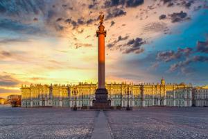 Петербург принимает последний матч Евро-2020. На Дворцовой площади откроется фан-зона, в центре города вводят транспортные ограничения
