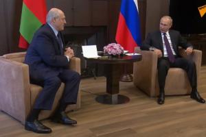 Путин и Лукашенко проведут в Петербурге встречу 13 июля