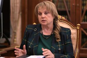 Элла Памфилова заявила, что в Петербурге «очень слабо» идет процесс вакцинации членов избиркомов. Привито всего 16 % сотрудников