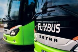 Автобусный перевозчик Flixbus запускает рейсы между Петербургом и Великим Новгородом