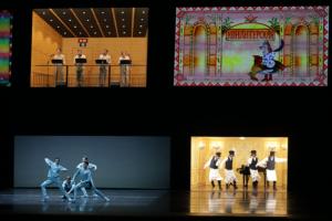В Мариинском — балет с кокошниками Юлдус Бахтиозиной и опера с Лисой в гробу. Какой вышла «Байка. Мавра. Поцелуй феи» на музыку Стравинского