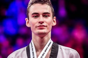 Петербургский тхэквондист Михаил Артамонов завоевал бронзовую медаль Олимпийских игр в Токио 🥉