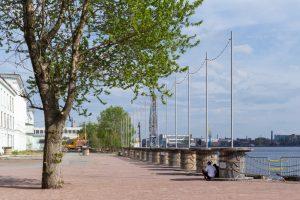 На Кожевенной линии рядом с «Севкабель Портом» открывается пространство Eastcable с барным кластером