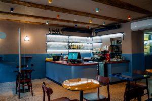 В доходном доме на улице Чайковского открыли итальянское бистро Pizza Club от команды Pio Nero
