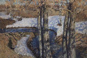В корпусе Бенуа откроют выставку импрессиониста Игоря Грабаря. Зрителям покажут более 100 его работ