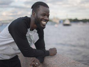 Сенегалец Наби Ндур — о российском президенте, любви петербуржцев к собакам и знакомствах на улице