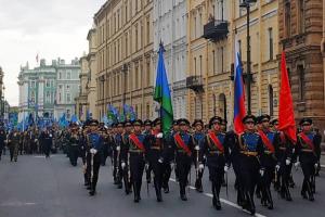 День ВДВ в Петербурге пройдет без массовых мероприятий из-за ограничений против коронавируса