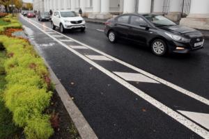 Протяженность велодорожек в Петербурге к 2030 году хотят увеличить в два раза