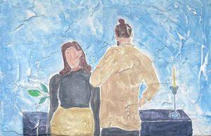 В России запустили маркетплейс Bizar, где можно купить работы современных художников. Главный куратор проекта — координатор Молодежного центра Эрмитажа