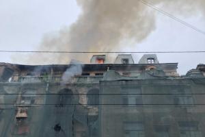 Градозащитники собирались обсудить ситуацию с домом Басевича — в нем постоянно происходят пожары. Но встречу сорвал Роспотребнадзор