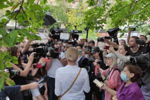 Суд приговорил Любовь Соболь к полутора годам ограничения свободы по «санитарному делу»