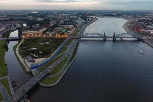 Чем заняться у воды в Петербурге? Вот карта, на которой собраны все городские активности на побережье