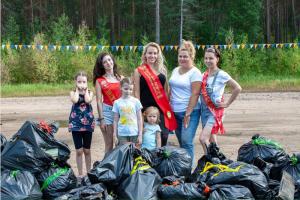 На Канонерском острове в Петербурге пройдет чемпионат по сбору мусора. Волонтеры очистят парк и набережные
