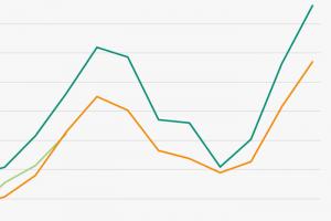 В июле в Петербурге умерло максимальное число горожан с COVID-19