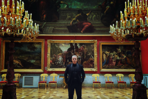 Тилль Линдеманн выпустил NFT с изображениями Эрмитажа… И теперь между музеем и музыкантом конфликт