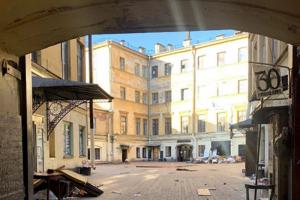Особняк Голицына выставили на продажу, сообщает «Деловой Петербург». Собственник здания отрицает, что ведет поиск нового владельца