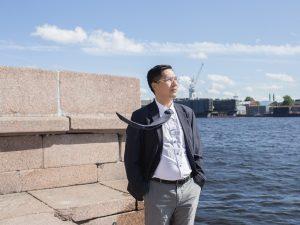 Вьетнамец Нгуен Тай Тиен — о долгих прогулках по набережным и дворам, учебе в Горном университете и тяжелой русской зиме