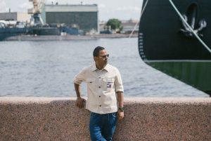 Индиец Самрат Джадхав — об учебе в морской академии, любви к борщу и драке с таксистом