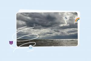 Свирепый «Экс-Эдуард», непредсказуемый «Зохан» или теплый «Рама»? Сыграйте в игру и узнайте, какой вы петербургский циклон 💨
