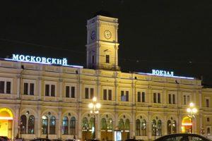 Поезда по высокоскоростной магистрали из Москвы планируют принимать на Московском вокзале. Его расширят