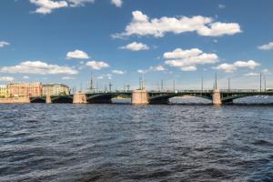 Что известно о ремонте Биржевого моста. По нему нельзя будет проехать (и пройти) целый год