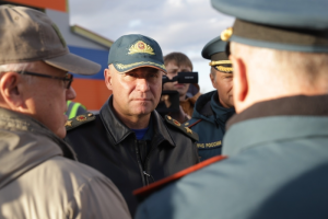 Глава МЧС Евгений Зиничев погиб, спасая человека на учениях